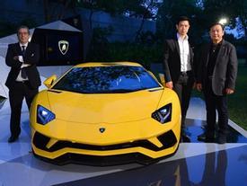 Siêu xe Lamborghini Aventador S ra mắt tại Thái Lan với giá lên đến 22,8 tỷ Đồng