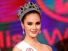Đánh bại Hoa hậu Hoàn vũ, mỹ nhân Philippines lên ngôi Hoa hậu đẹp nhất thế giới 2016