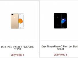 Ế khách, iPhone JetBlack thành màu rẻ nhất