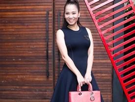Sau 2 năm, Thu Minh lại có thêm một pha 'phá' hàng hiệu Versace đi vào lịch sử