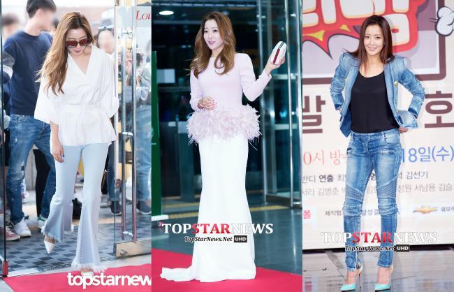 Tranh cãi việc Kim Hee Sun tự nhận mình đẹp hơn cả Kim Tae Hee và Jeon Ji Hyun - Ảnh 4.