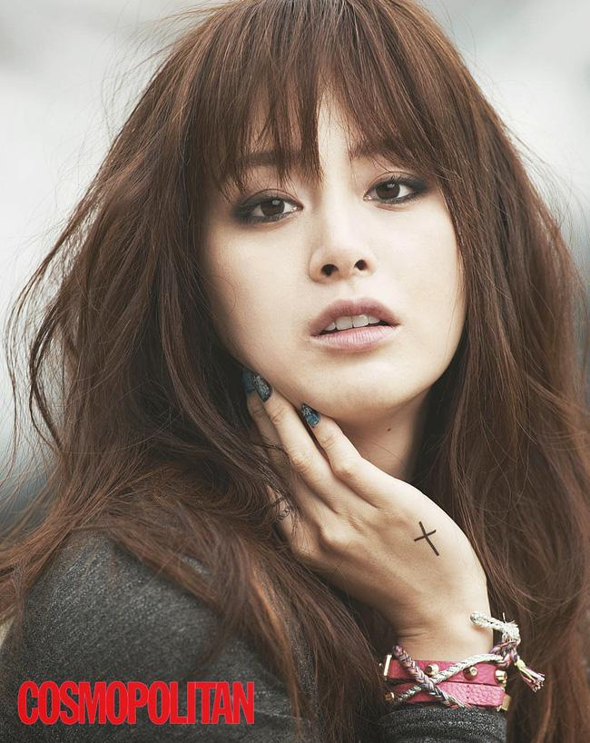 Tranh cãi việc Kim Hee Sun tự nhận mình đẹp hơn cả Kim Tae Hee và Jeon Ji Hyun - Ảnh 3.