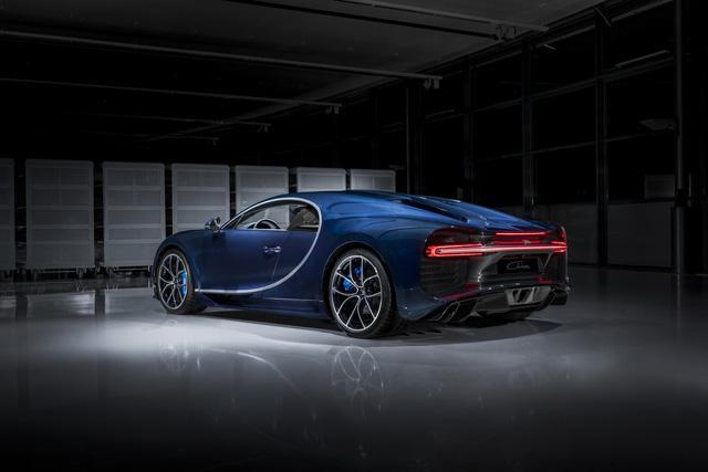 Cứ hơn 1 ngày, lại có 1 chiếc siêu xe triệu đô Bugatti Chiron tìm thấy chủ - Ảnh 4.