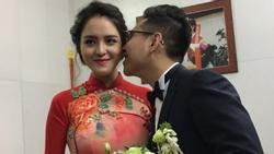 Lộ diện chân dung chồng mới cưới của Á hậu Việt Nam 2012 Hoàng Anh