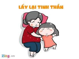 13 khoảnh khắc bạn không thể sống thiếu mẹ