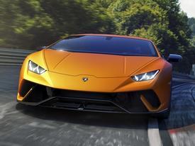 Lamborghini Huracan Performante chính thức trình làng, giá từ 6,3 tỷ Đồng