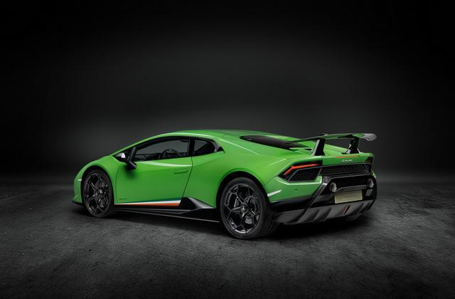 Lamborghini Huracan Performante chính thức trình làng, giá từ 6,3 tỷ Đồng - Ảnh 13.