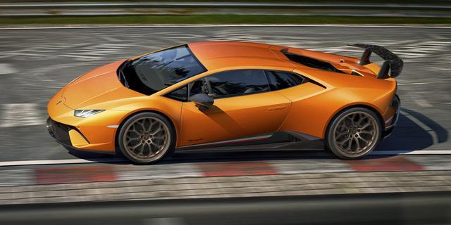 Lamborghini Huracan Performante chính thức trình làng, giá từ 6,3 tỷ Đồng - Ảnh 4.