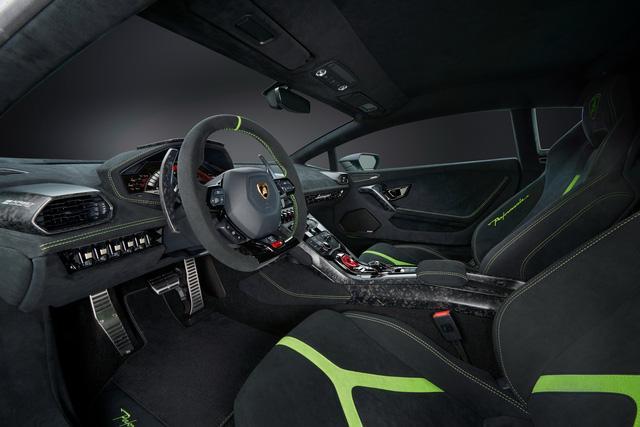 Lamborghini Huracan Performante chính thức trình làng, giá từ 6,3 tỷ Đồng - Ảnh 6.