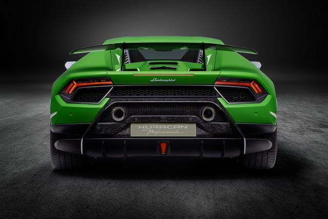 Lamborghini Huracan Performante chính thức trình làng, giá từ 6,3 tỷ Đồng - Ảnh 11.