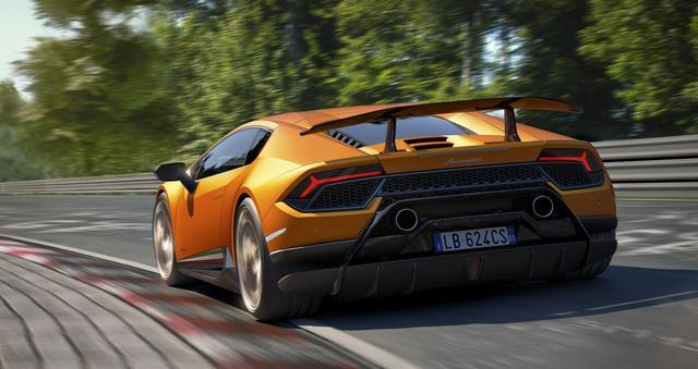 Lamborghini Huracan Performante chính thức trình làng, giá từ 6,3 tỷ Đồng - Ảnh 14.