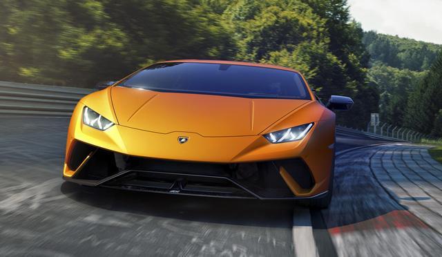 Lamborghini Huracan Performante chính thức trình làng, giá từ 6,3 tỷ Đồng - Ảnh 2.