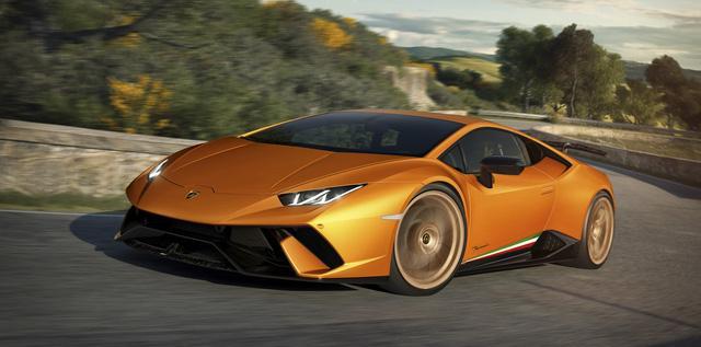 Lamborghini Huracan Performante chính thức trình làng, giá từ 6,3 tỷ Đồng - Ảnh 5.