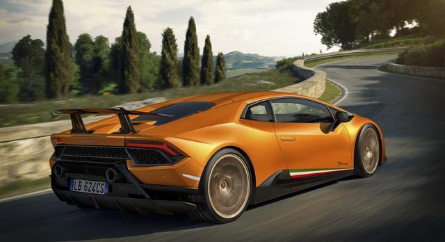 Lamborghini Huracan Performante chính thức trình làng, giá từ 6,3 tỷ Đồng - Ảnh 3.