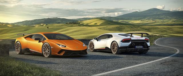 Lamborghini Huracan Performante chính thức trình làng, giá từ 6,3 tỷ Đồng - Ảnh 1.
