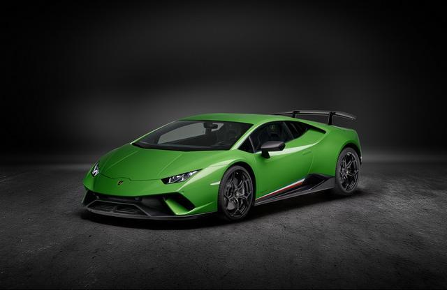 Lamborghini Huracan Performante chính thức trình làng, giá từ 6,3 tỷ Đồng - Ảnh 8.