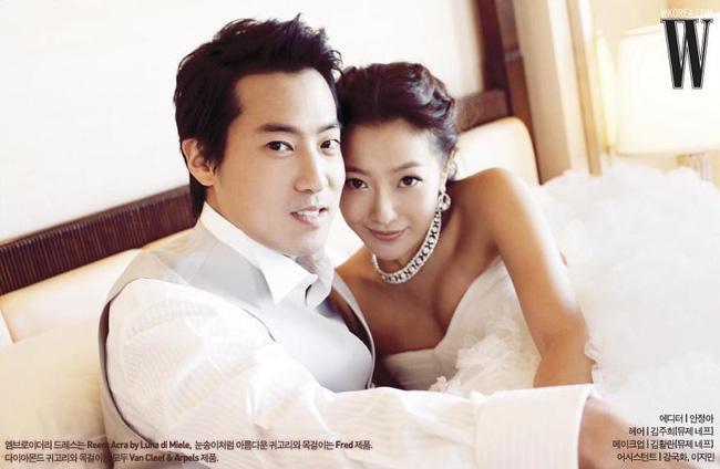 Gia thế và ngoại hình chồng mỹ nhân tự nhận đẹp nhất Hàn Quốc Kim Hee Sun - Ảnh 4.