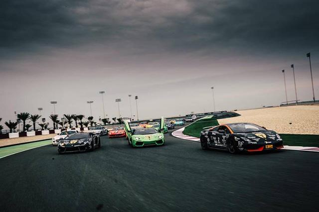 Hành trình siêu xe của các tay chơi Trung Đông - Ảnh 5.