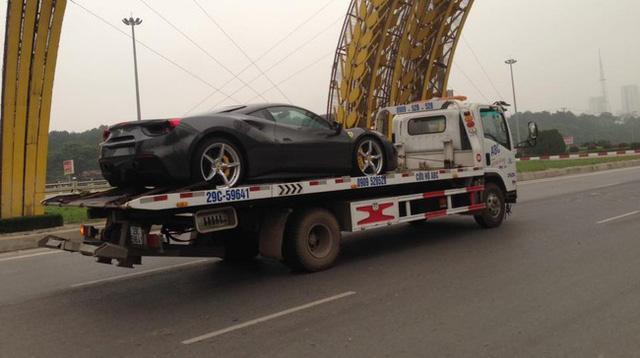 Bật mí về biển số lạ trên siêu xe Ferrari 488 GTB tại Thủ đô - Ảnh 5.
