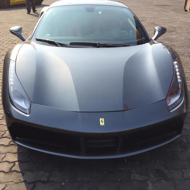 Bật mí về biển số lạ trên siêu xe Ferrari 488 GTB tại Thủ đô - Ảnh 7.