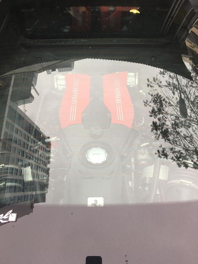 Bật mí về biển số lạ trên siêu xe Ferrari 488 GTB tại Thủ đô - Ảnh 9.