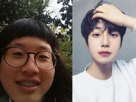 Nhan sắc không thể tin nổi của cô gái Hàn Quốc 'đập đi xây lại' cả khuôn mặt