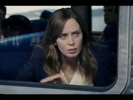 'The girl on the train': Cảnh phim 18+ chẳng là gì khi so với sự điên loạn phụ nữ
