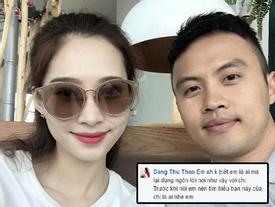 FB 24h: Đăng ảnh với trai lạ, Hoa hậu Đặng Thu Thảo bị anti-fan kết tội 'hám trai'