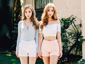 Bí kíp mặc đẹp xuất sắc cho những cô nàng 'chân ngắn, đùi to'
