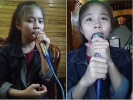 Nữ sinh lớp 9 hát 'Mẹ yêu ơi' lay động triệu trái tim
