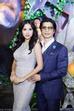 Vợ chồng Dustin Nguyễn và Bebe Phạm.