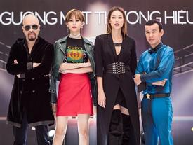 Biến đổi từ 'bánh bèo' sang tomboy, Phí Phương Anh cực cuốn hút trên ghế nóng 'The Face 2017'