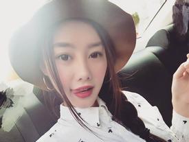 Chân dài Linh Chi nhận 'quả đắng' khi dằn mặt anti-fan bằng nút like Facebook