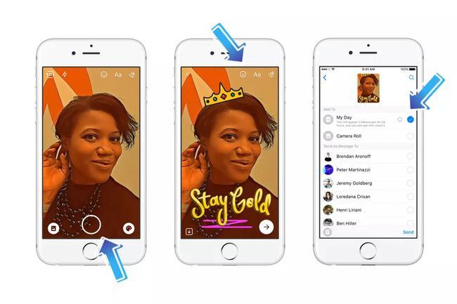 Facebook Messenger vừa có một tính năng mới mà ai cũng sẽ thích mê - Ảnh 5.