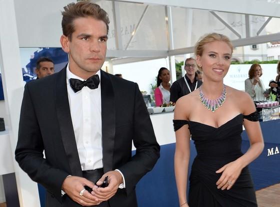 Chong Scarlett Johansson soc khi vo de don ly hon hinh anh 1