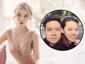Vừa chia tay, người yêu hotgirl của Lê Hiếu 'lột xác' khác lạ khi tham gia 'The Face 2017'