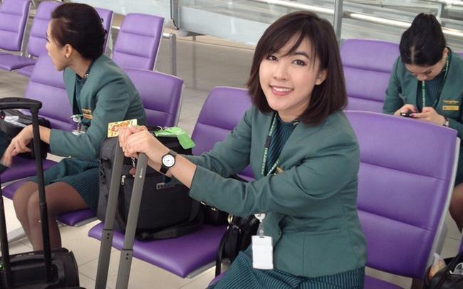 Nhan sắc nữ phi công được mệnh danh là xinh đẹp nhất Thái Lan - Ảnh 4.