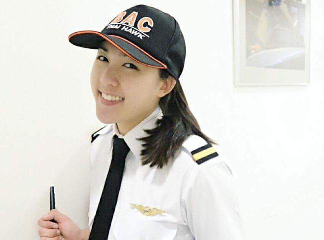 Nhan sắc nữ phi công được mệnh danh là xinh đẹp nhất Thái Lan - Ảnh 8.
