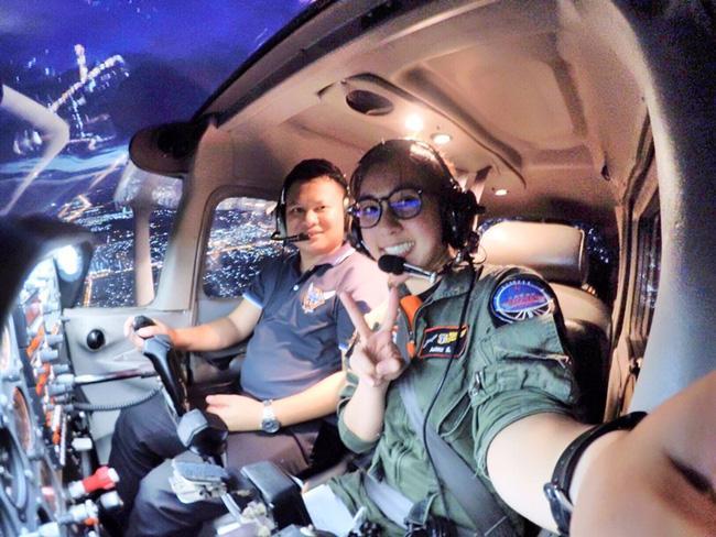Nhan sắc nữ phi công được mệnh danh là xinh đẹp nhất Thái Lan - Ảnh 9.