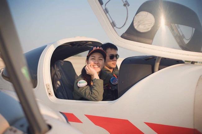 Nhan sắc nữ phi công được mệnh danh là xinh đẹp nhất Thái Lan - Ảnh 6.