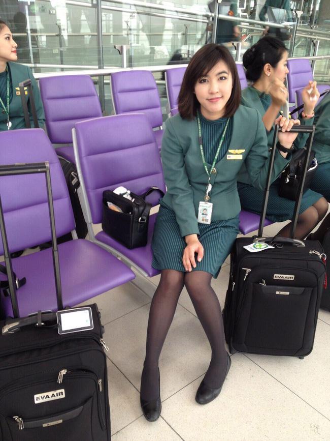 Nhan sắc nữ phi công được mệnh danh là xinh đẹp nhất Thái Lan - Ảnh 3.