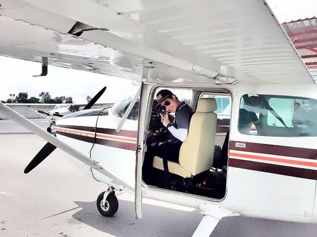 Nhan sắc nữ phi công được mệnh danh là xinh đẹp nhất Thái Lan - Ảnh 5.