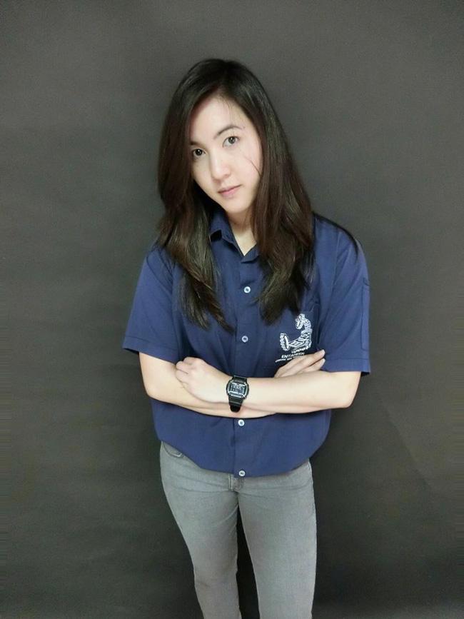 Nhan sắc nữ phi công được mệnh danh là xinh đẹp nhất Thái Lan - Ảnh 10.
