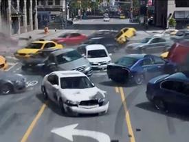 'The Fate of the Furious' gây bất ngờ với dàn xe điều khiển từ xa