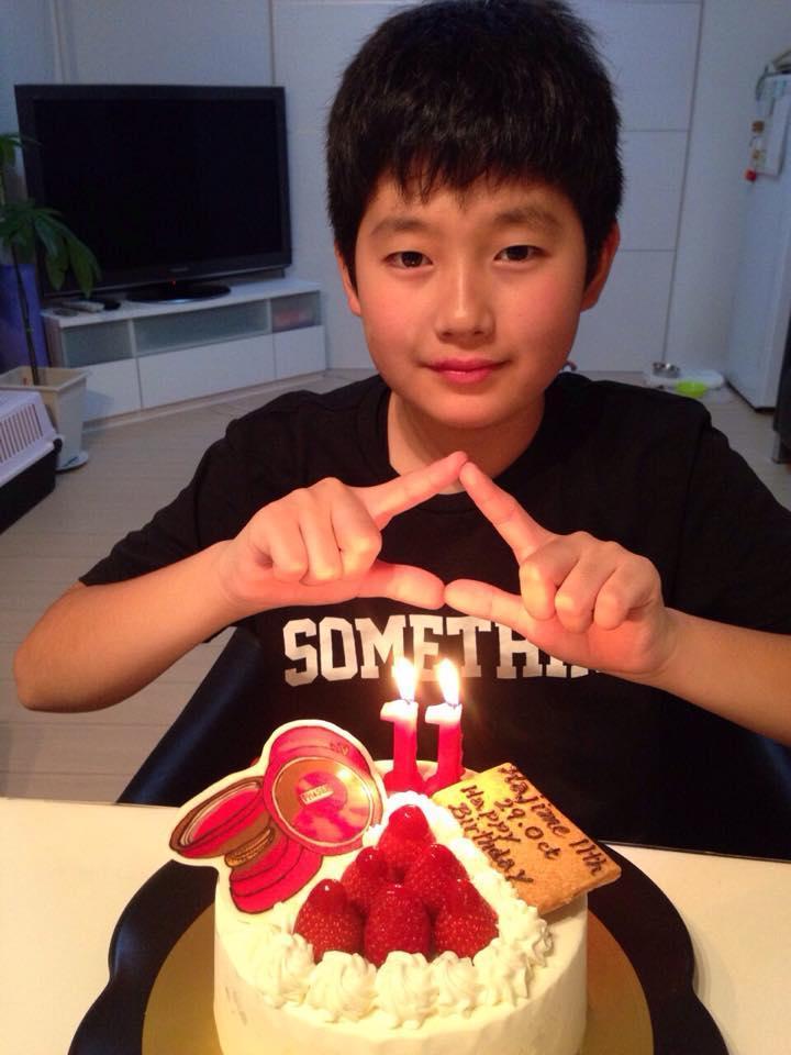Hajime Miura - Cậu nhóc 11 tuổi ba lần vô địch Yoyo thế giới-7