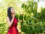Đông Nhi xứng danh 'nữ hoàng cà phê'
