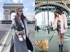 Cùng pose hình tại Châu Âu, Hà Hồ - Ngọc Trinh ai mới là nữ hoàng hàng hiệu?