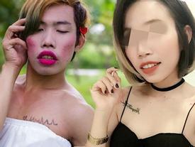 """Cô gái bị đả kích vì giống """"công chúa thủy tề"""" Tùng Sơn"""