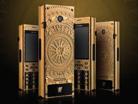 Điện thoại hạng sang Mobiado lấy cảm hứng từ trống đồng Đông Sơn