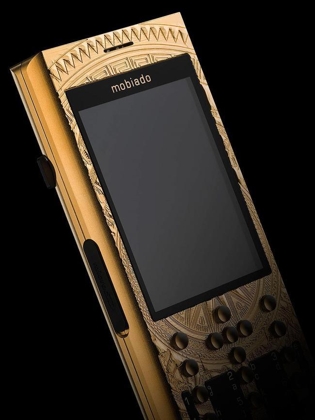 Điện thoại hạng sang Mobiado lấy cảm hứng từ trống đồng Đông Sơn - Điện thoại - Ảnh 3.